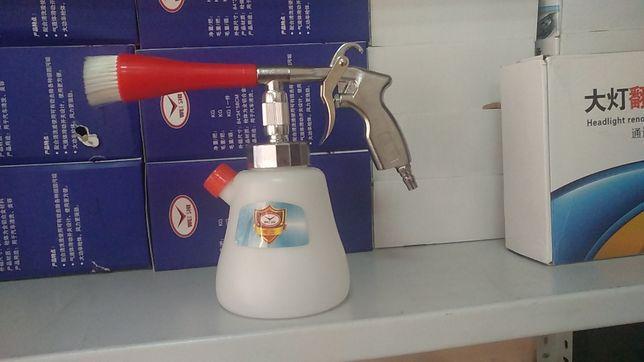 Торнадор пистолет для химчистки пластиковый раструб 1 шт