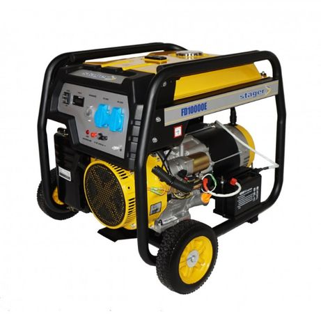 Generator Curent Stager FD10000E - Putere 8kW - Stoc Mogosoaia