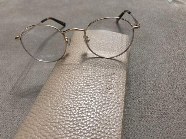 Rame ochelari Max Mara Needle VII FS Titan 50% reducere