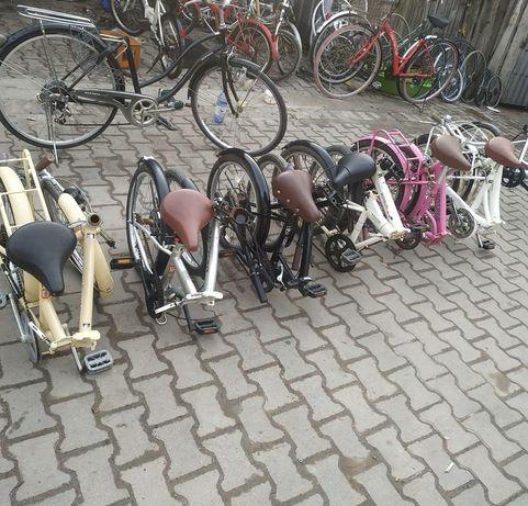 Складные велосипеды из Японии