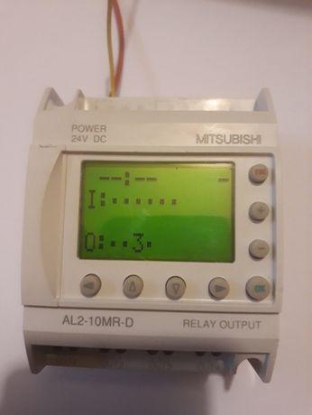 Контролер Mitsubishi AL2-10MR-D 6входа/4 изхода 24V DC