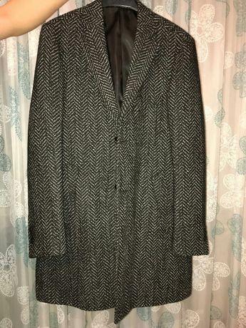 Пальто мужское новое класса люкс