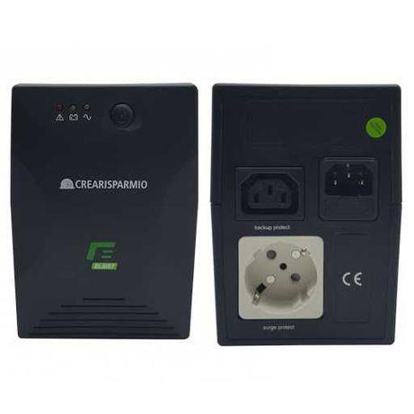 UPS/Invertor Crearisparmio 1500VA - la cutie, NOU nefolosit