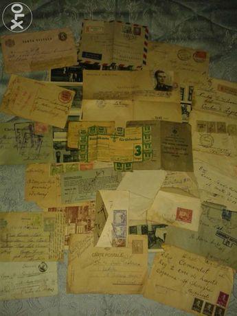 Colectie personala timbre și carti postale.