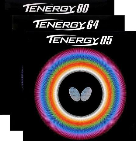 Накладки «Butterfly Tenergy» китайские в ассортименте