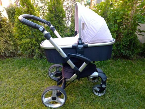 Бебешка количка Chipolino Angel