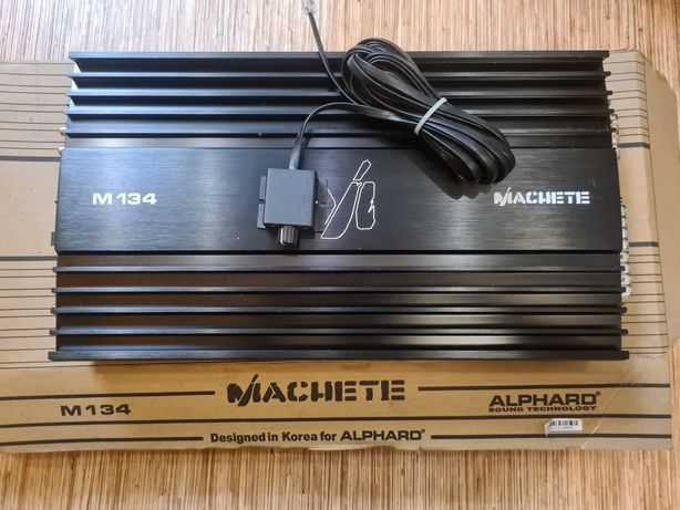 Усилитель Alphard Machete M134
