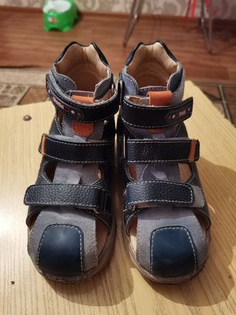 Детская летняя ортопедическая обувь
