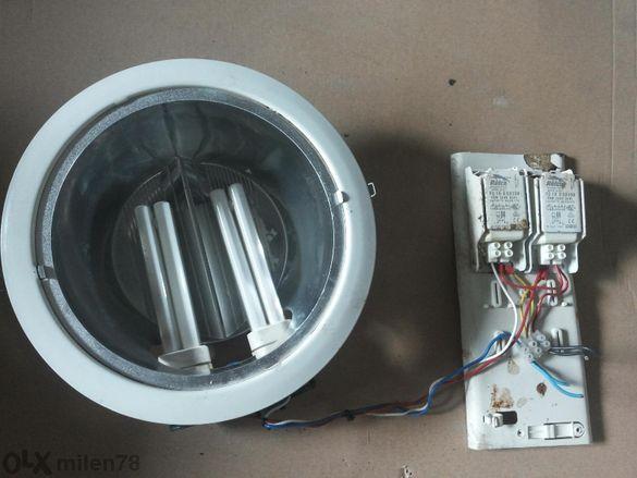 Осветителни тела лампи за вграждане/ключове за лампи