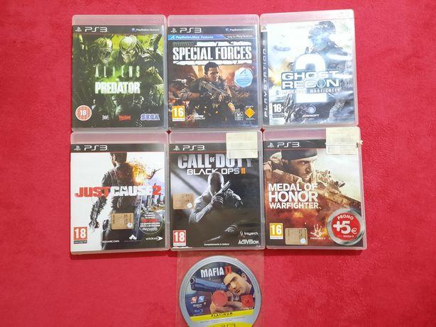Vând jocuri PS3.