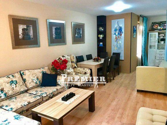 Луксозен многостаен апартамент в Свети Влас на първа линия!