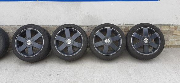 Джанти Zeuss 17цола , 5х112 , 7.5j , et35 , 205/50/17 Audi , Mercedes