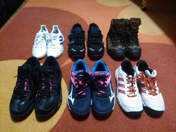 Спортни обувки, маратонки, бутонки