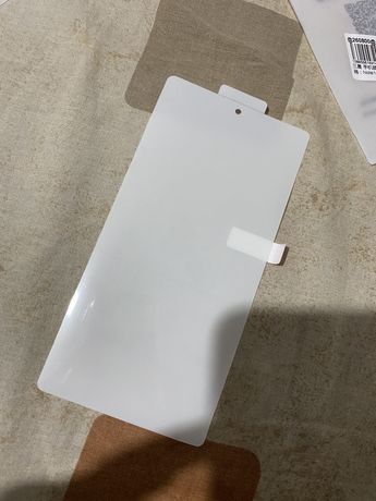 Folie silicon note 10+