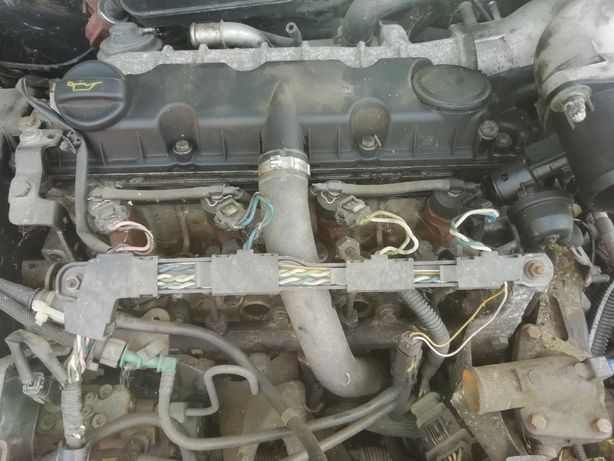 Injectoare peugeot 607 motor 2.0 hdi