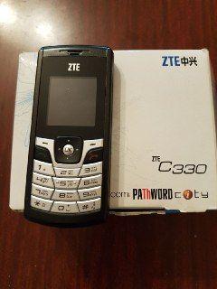 Мобильный телефон ZTE C330 новый
