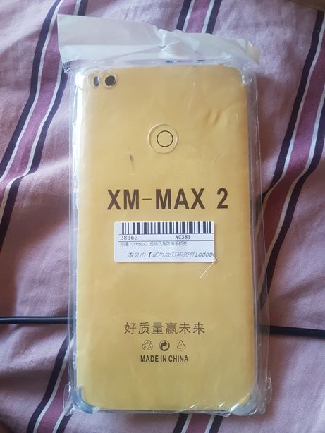 Husa NOUA silicon transparenta Xiaomi MAX 2
