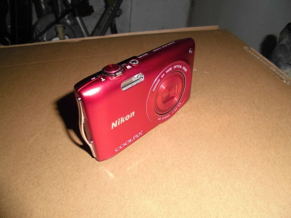 Фотоапарат Nikon coolpix S3200