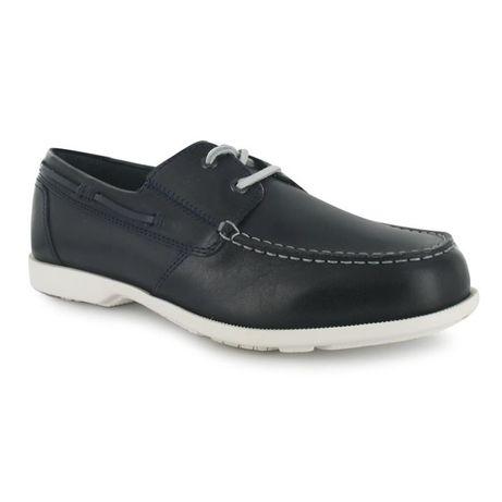 Pantofi Rockport 2 Eye Mens Boat Shoes Navy marimea 42.5