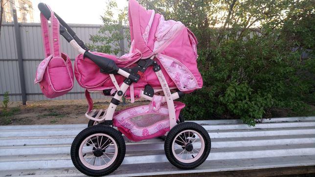 Коляска-трансформер Kiddy Gy TAKO и переноска для ребёнка