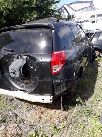 Toyota RAV4 на части