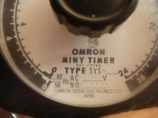 Temporizator OMRON