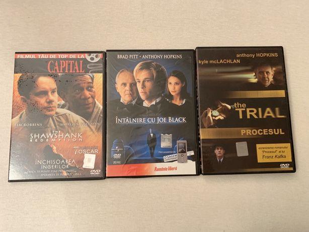 Set 3 DVD filme de exceptie