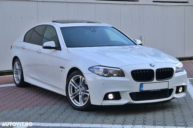BMW Seria 5 // 520d // Facelift // Euro 6 / NBT //MPaket / Lane / Head Up