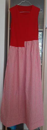 Дамска дълга лятна рокла