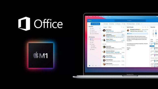 Лицензия Microsoft Office для M1 MacBook Air Pro. Установка Word Excel