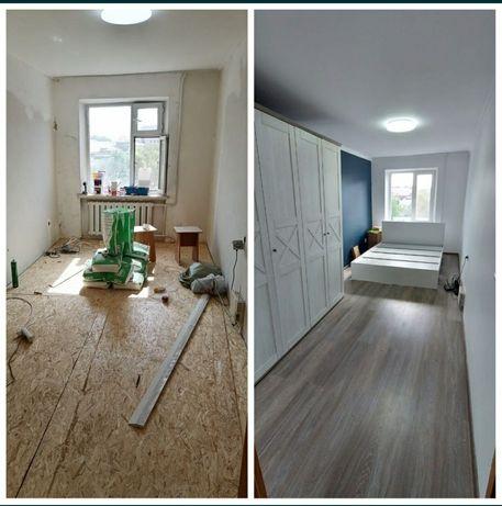 Ремонт квартир качественно не дорого!