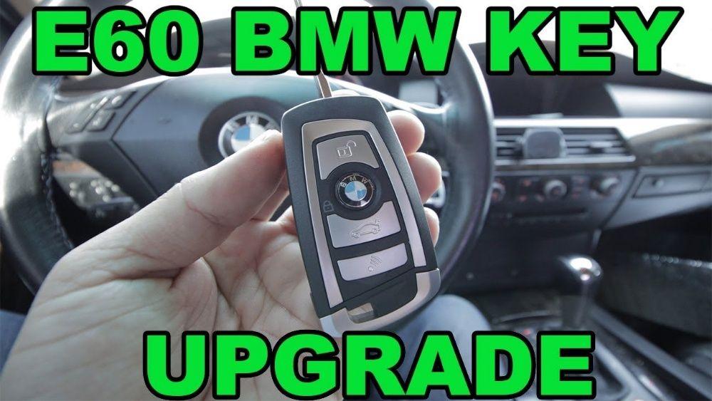 Нов Смарт Ключ за BMW EWS 3 5 6 7 СЕРИЯ E38 E39 E46 E60 E63 X3 X4 Z4