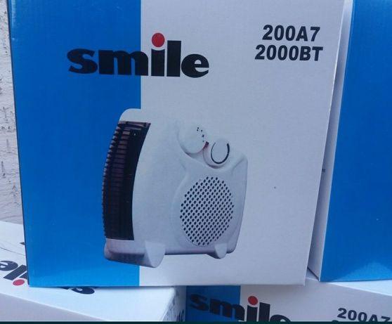 обогреватели ветродуй Smile новые в упаковке