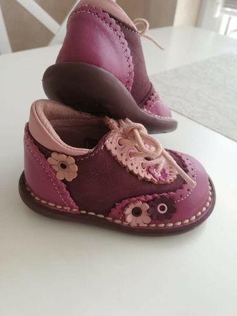Pat et ripaton бебешки обувки за момиче