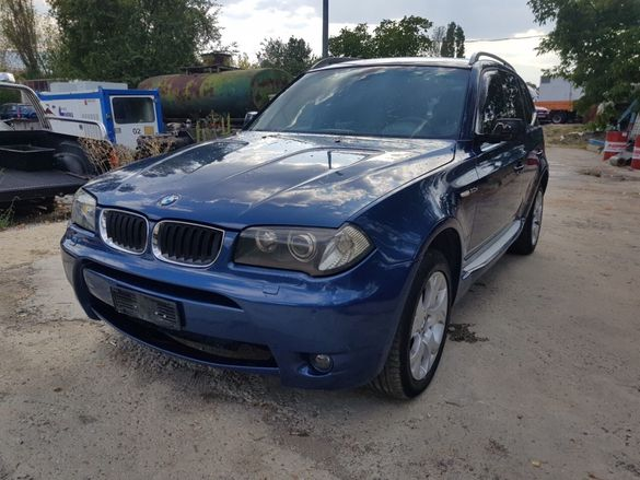 БМВ Х3, Е83, 3.0д, 204кс М Пакет НА ЧАСТИ (BMW X3, E83, 3.0d, 204hp)