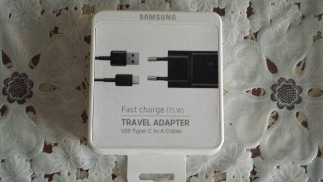Cutie incarcator original Samsung Travel Adapter - Fast charge 15w