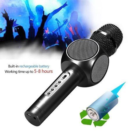 Microfon karaoke volum mare boxe 10W