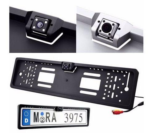 Suport Numar cu Camera Marsarier ,Monitor Auto , Camera marsarier
