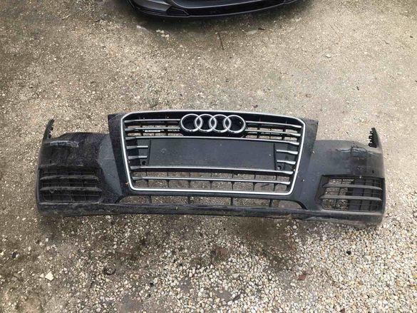 Оригинална Броня и решетка за Audi Ауди A6 и A7 C7