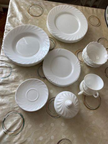 Французский набор посуды
