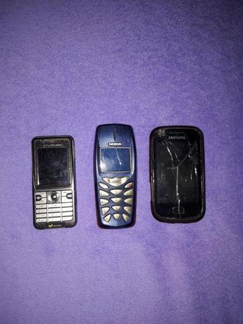 Lot 3 telefoane mobile!