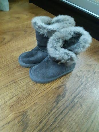 Детская зимняя обувь для девочки (D.D.YU)