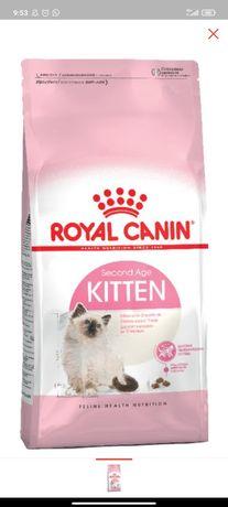 Корм Royal Canin Kitten для котят