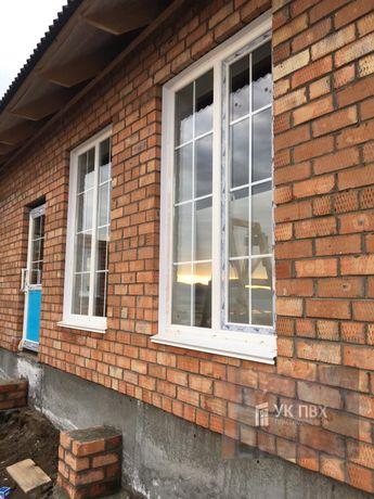 Пластиковые окна от УК ПВХ
