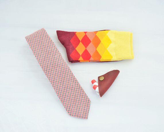 Мъжки Аксесоари, Комплект за мъже, Вратовръзка, Чорапи