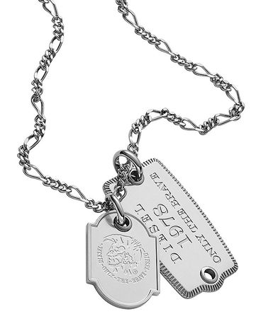 Lant Diesel Double Dog Tag