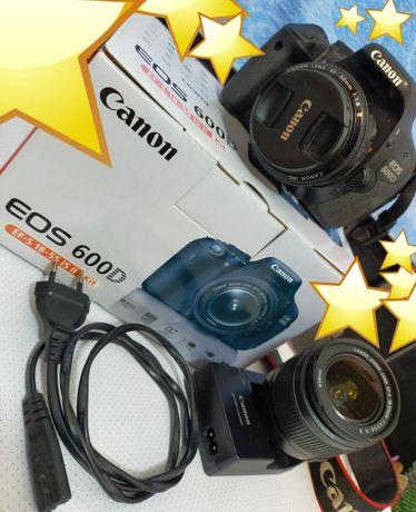 Canon D600 kit ПРОДАМ!!