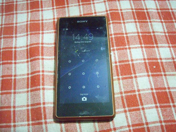Sony Xperia E3 D2203 functional, cu touchscreen spart