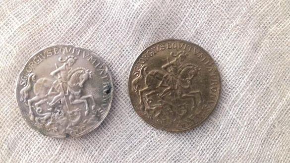Лот от морски медали -сребърен и бронзов