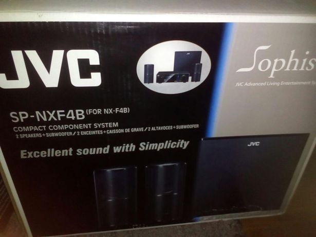 Sistem.audio JVC